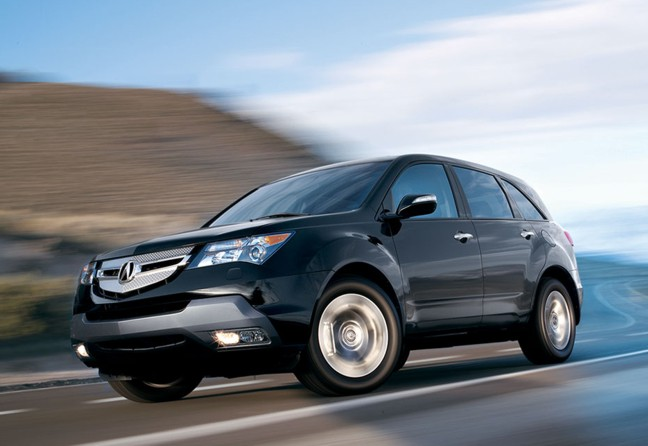 2010 Acura Rdx Reviews - Acura